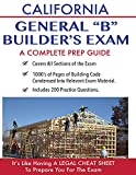 Image of California Contractor General Building (B) Exam: A Complete Prep Guide