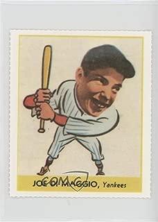 Joe DiMaggio (Baseball Card) 1977 Dover Classic Baseball Cards Reprints - [Base] #JODI.1