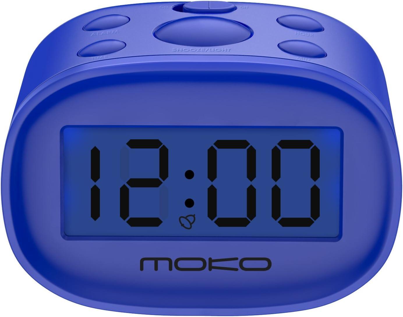 Max 59% OFF OFFicial mail order MoKo Kids Alarm Clock High Accuracy LCD Mini Cl Digital Display