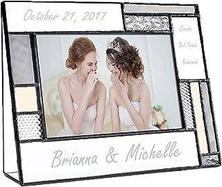 Best personalised bridesmaid photo frame Reviews