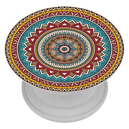 Nobrand Mandala Circle - Soporte para teléfono móvil (1 unidad)