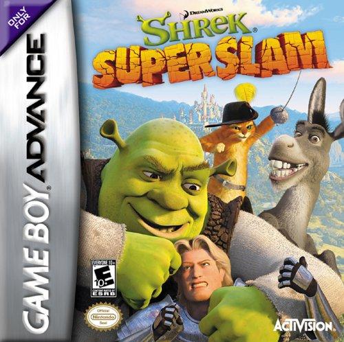 Shrek: Superslam / Game [Importación Inglesa]