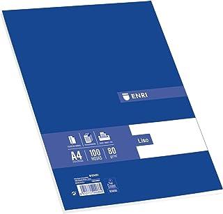 comprar comparacion Enri 100430061 - Papel, 100 hojas