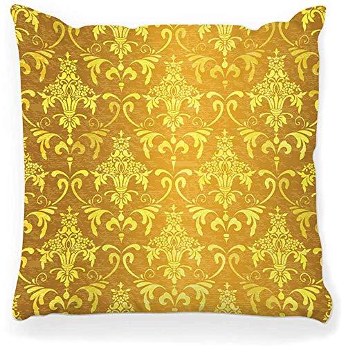 SSHELEY kussensloop ornamental barok brokaat krullen gordijnen damast elegantie