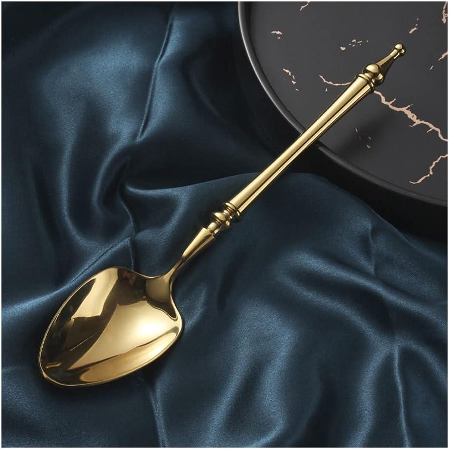 Finally popular brand Dessert spoon Household Spoons Stainless Ranking TOP13 Eat Steel