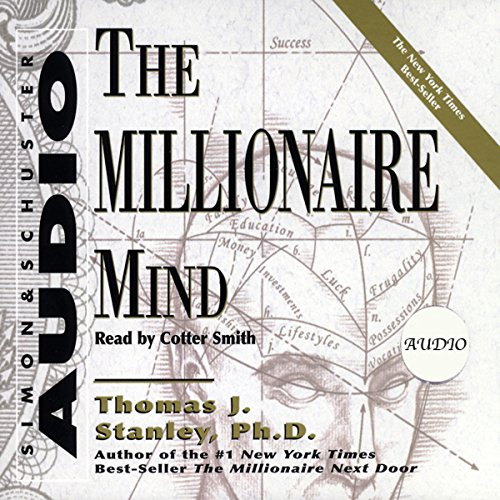 The Millionaire Mind audiobook cover art