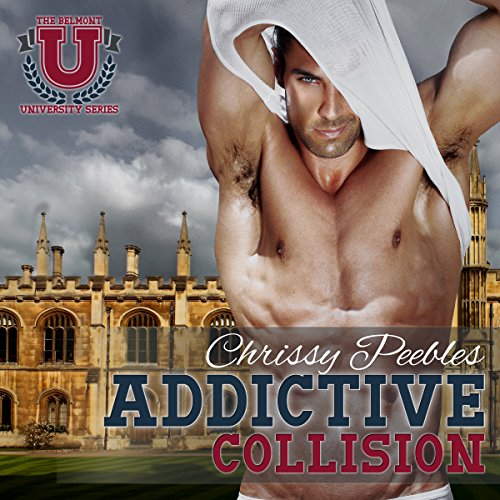 Addictive Collision, Part 1 audiobook cover art