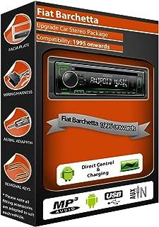 GTV Pannello Mascherina autoradio stereo radio adattatore finiture CD surround