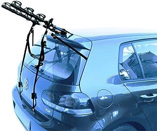 Proposteonline Portabici Posteriore 3 Bici Omologato Compatibile con Opel Adam 3 Porte dal 2012 in Poi 004563