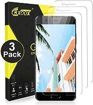 3 Pezzi Vetro Temperato per Huawei P10 Pellicola Vetro Compatibile 3D Touch 9H Durezza Anti-Graffio Anti-olio Senza Bolle Facile Installazione Screen Protector Pellicola Protettiva per Huawei P10
