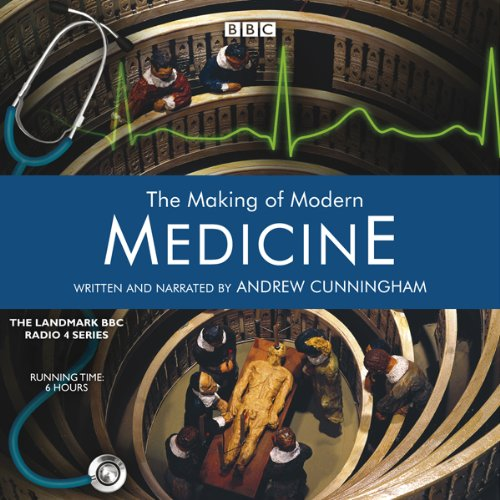 The Making of Modern Medicine cover art