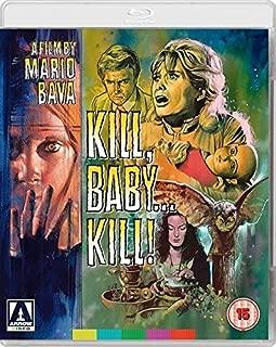 Kill, Baby ... Kill! combo UK region B/2 PAL format