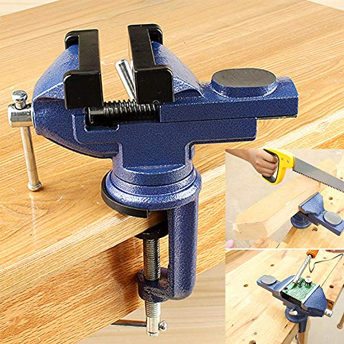 MYTEC Home Vise Clamp-On Vise , 3.0