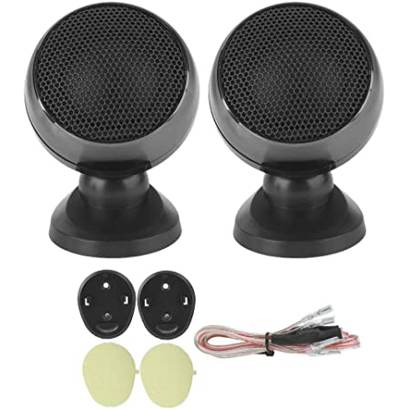 Ebtools Hochtöner Super Power Lautsprecher Musik Stereo Audio Lautsprecher Auto