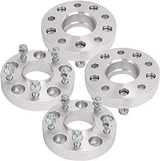ROADFAR Hubcentric Lip Wheel Spacers 4x 5 lugs 1.25