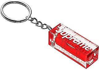 Supreme Level keychain
