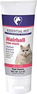 Hairball Support Paw Paste for Cats