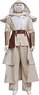 Star Wars Cosplay Star Wars Clone Wars Jedi Temple Guard Cosplay Costume Adult Men's Halloween Carnival Costume Cosplay MD...
