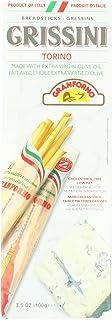 Granforno Grissini Breadsticks, Torino, 3.5-Ounce Boxes (Pack of 12)