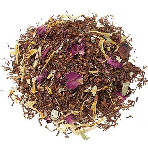 Aromas de Te - Te Rooibos Digestiv con Tila Menta Anis/Infusion Rooibos Digestivo con Calendula, 100 gr.