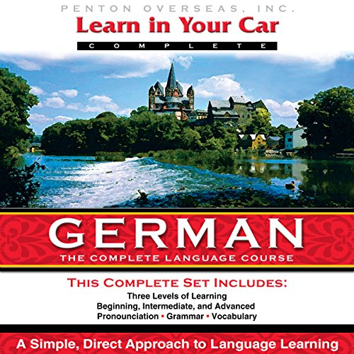Learn in Your Car: German, Complete                   By:                                                                                                                                 Henry N. Raymond                               Narrated by:                                                                                                                                 uncredited                      Length: 9 hrs and 48 mins     8 ratings     Overall 3.6