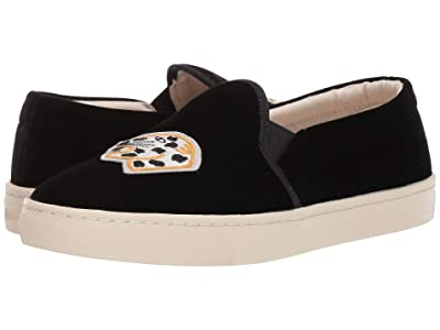 Soludos Jaguar Slip-On (Black) Women