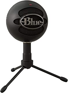 Blue 988-000067 Snowball iCE Condenser Microphone, Cardioid - Black