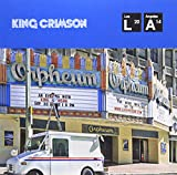 King Crimson: Live At Orpheum (K2HD / HQCD / Paper Sleeve) (Audio CD (Live))