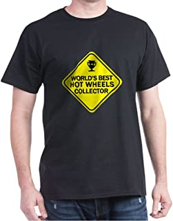 CafePress Collector Hot Wheels Classic 100% Cotton T-Shirt