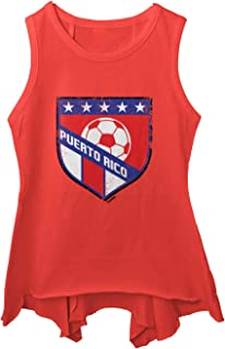 Tcombo France Soccer Distressed Badge Toddler//Youth Sleeveless Backswing
