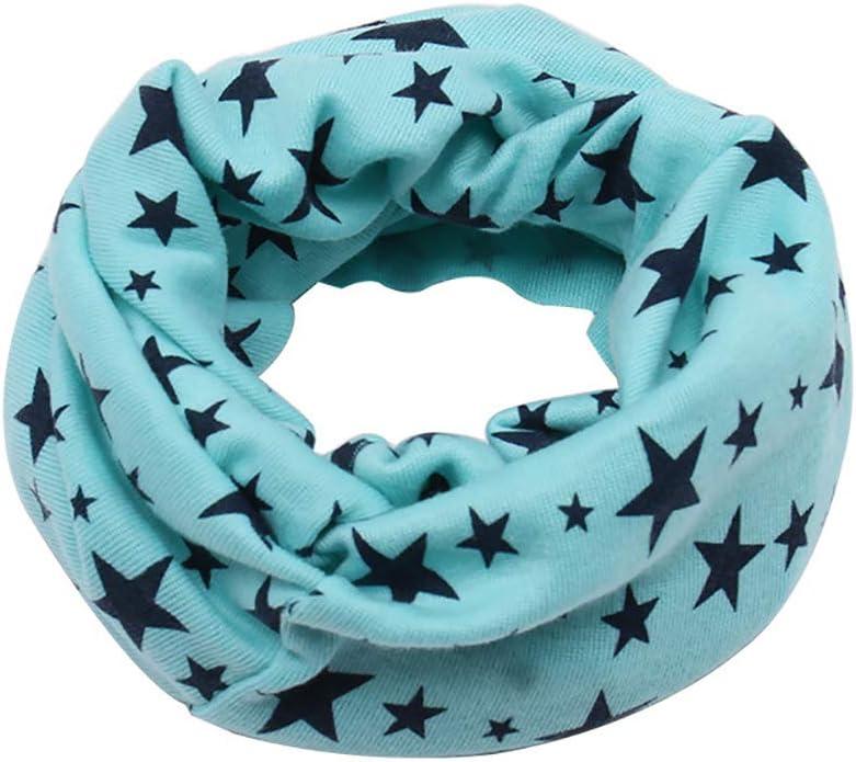 Bandana Long Scarf Collar Scarves Neck Warmer Children Cotton Scarf Cotton