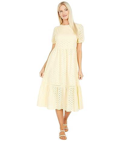 LOST + WANDER Sunset Soiree Midi Dress