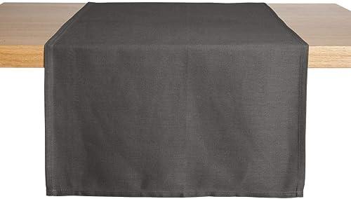Tischl er pÃlermo, 40x130cm (BxL), anthrazit, rechteckig, 6 Stück Packung