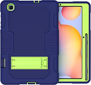 A-BEAUTY Case for Samsung Galaxy Tab S6 Lite 10.4 Inch 2020 (Model: SM-P610/P615) [Heavy Duty] [Shockproof] [Kickstand], S...