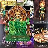 GUOHAPPY Alice: The Wonderland Oracle - Tarjetas De Juego Set, para El Principiante Juego de Mesa (Inglés Edition)