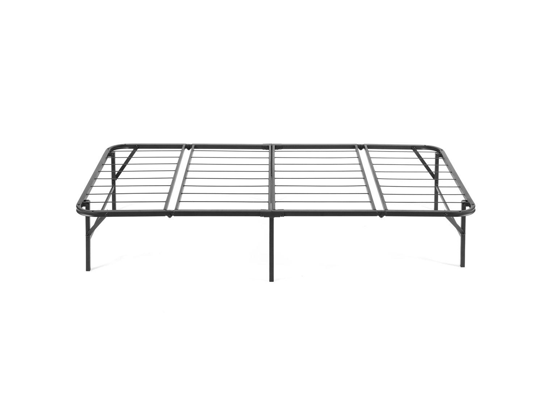 Amazon Com Pragmabed Simple Base Quad Fold Foundation Twin Furniture Decor