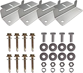 roof mounting brackets for patio cover