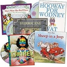 Kaplan Just Imagine Book CD Set (Set of 5)