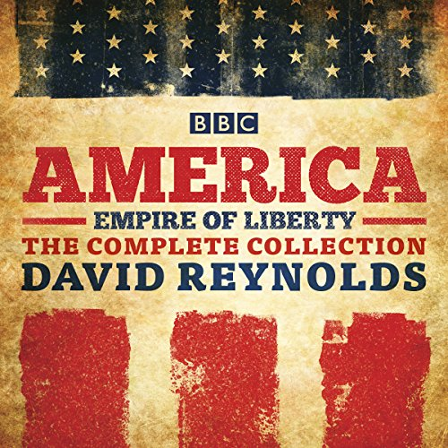 America: Empire of Liberty audiobook cover art