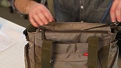 Amazon.com: Skip Hop Bento pañal bolsa, Pañalera con caja ...