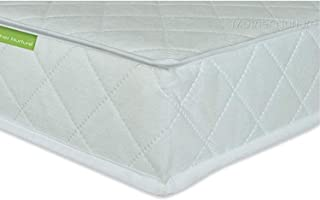 MOTHER NURTURE Classic Spring Cot Mattress 120 x 60 x 10cm (with Spare Cover)
