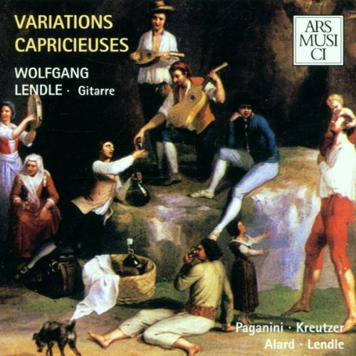 Variations Capricieuses