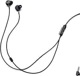 Marshall 马歇尔 Mode 入耳式HiFi摇滚重低音线控式人体工学耳塞耳机 黑色