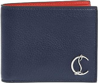 [クリスチャンルブタン] 財布 メンズ CHRISTIAN LOUBOUTIN M 3195053 Q274 ネイビー [並行輸入品]