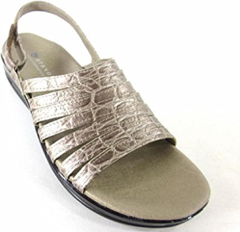 Aravon Women's Quennie Slingback Sandal