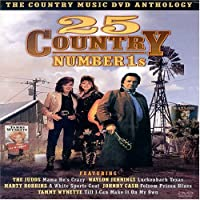 25 Country Number 1's [DVD]