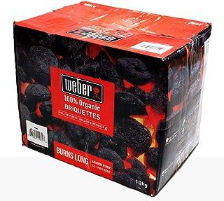 ウェーバー(Weber) バーベキュー コンロ 安心,安全BBQ チャコールブリケット(炭) 人,環境,食材に優しい100%自然素材 【日本正規品】