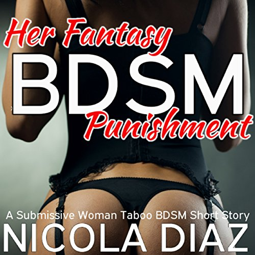 Her Fantasy BDSM Punishment audiobook cover art