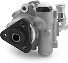 BEFFEE 1 PC New Power Steering Pump Front Mercedes Parts Fit For AUDI A4(8EC,B7),A8(4E_),A6(4F2),C6 2.0 TDI 2004/07-2011/03 4F0145155P,4F0145155A,4E0145156B, Auto Pumps With Reservoir