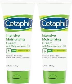 Cetaphil Intensive Moisturizing Cream - 3 oz - 2 pk